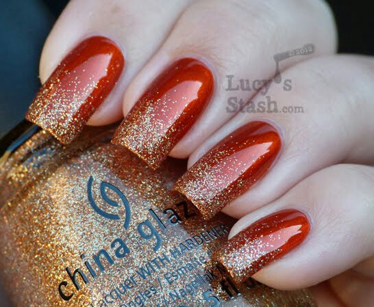 Gorgeous Winter Red Nail Art Designs Stylish Belles