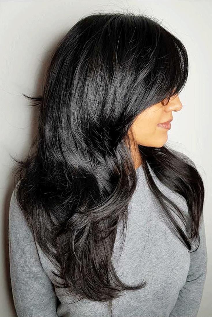 17 Stunning Shag Haircut Ideas for Women