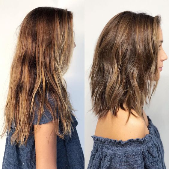 7 Best Shoulder Length Hairstyles For Fine Hair