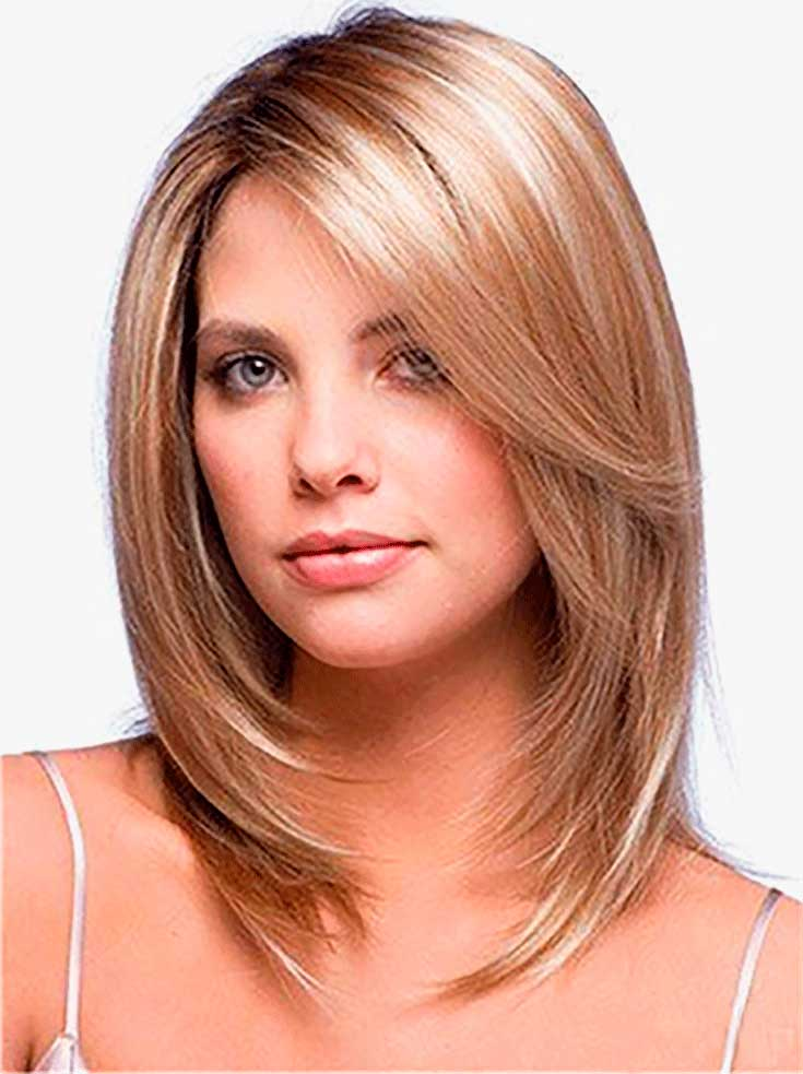 Layered Mid Length Haircuts For Fine Hair 35
