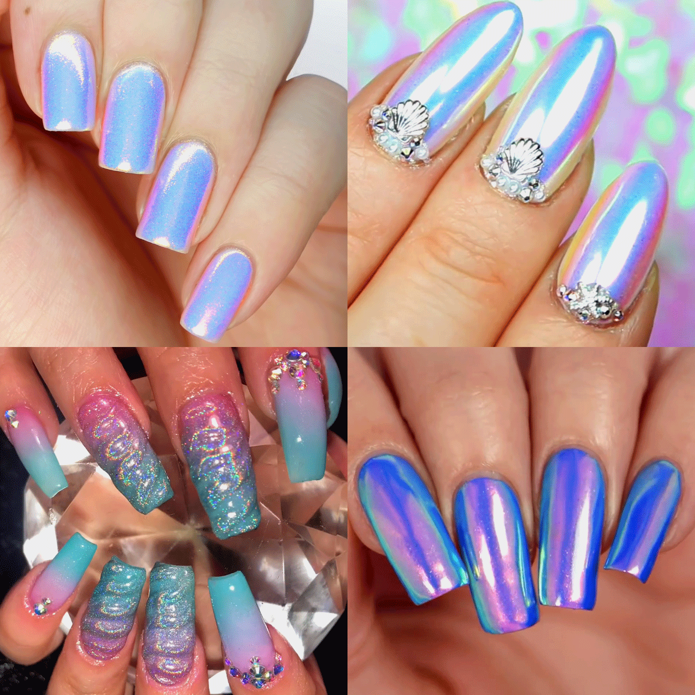 The Best Unicorn Nail Art Design Ideas Tutorials