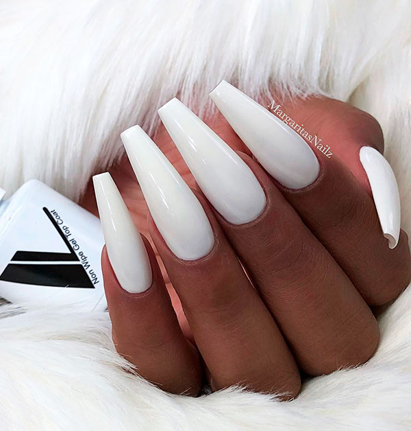 The Best Coffin Nails Ideas That Suit Everyone Top Fashion News