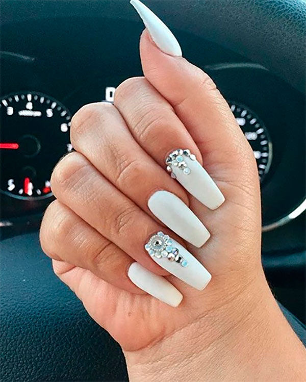 120 Best Coffin Nails Ideas That Suit Everyone
