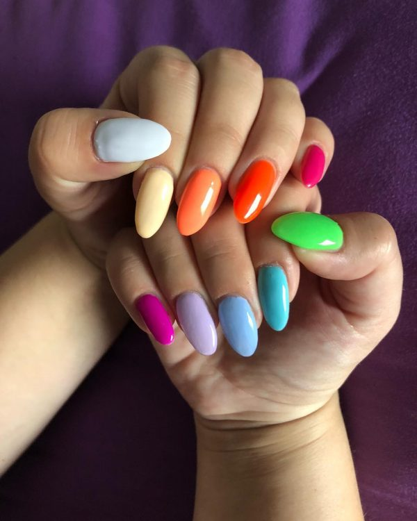 Summer Nail Trends 2018: 18 Cute Summer Nail Designs To Copy Right Now