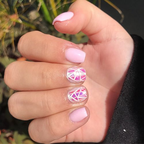 So Cute Short Acrylic Nails Ideas You Will Love Them