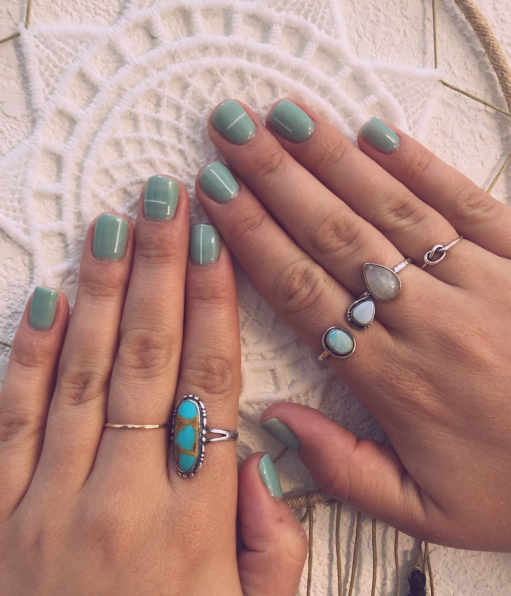 So Cute Short Acrylic Nails Ideas You Will Love Them