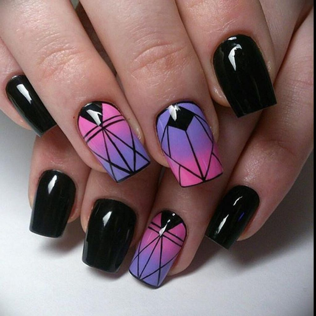 So Cute Short Acrylic Nails Ideas, You Will Love Them!