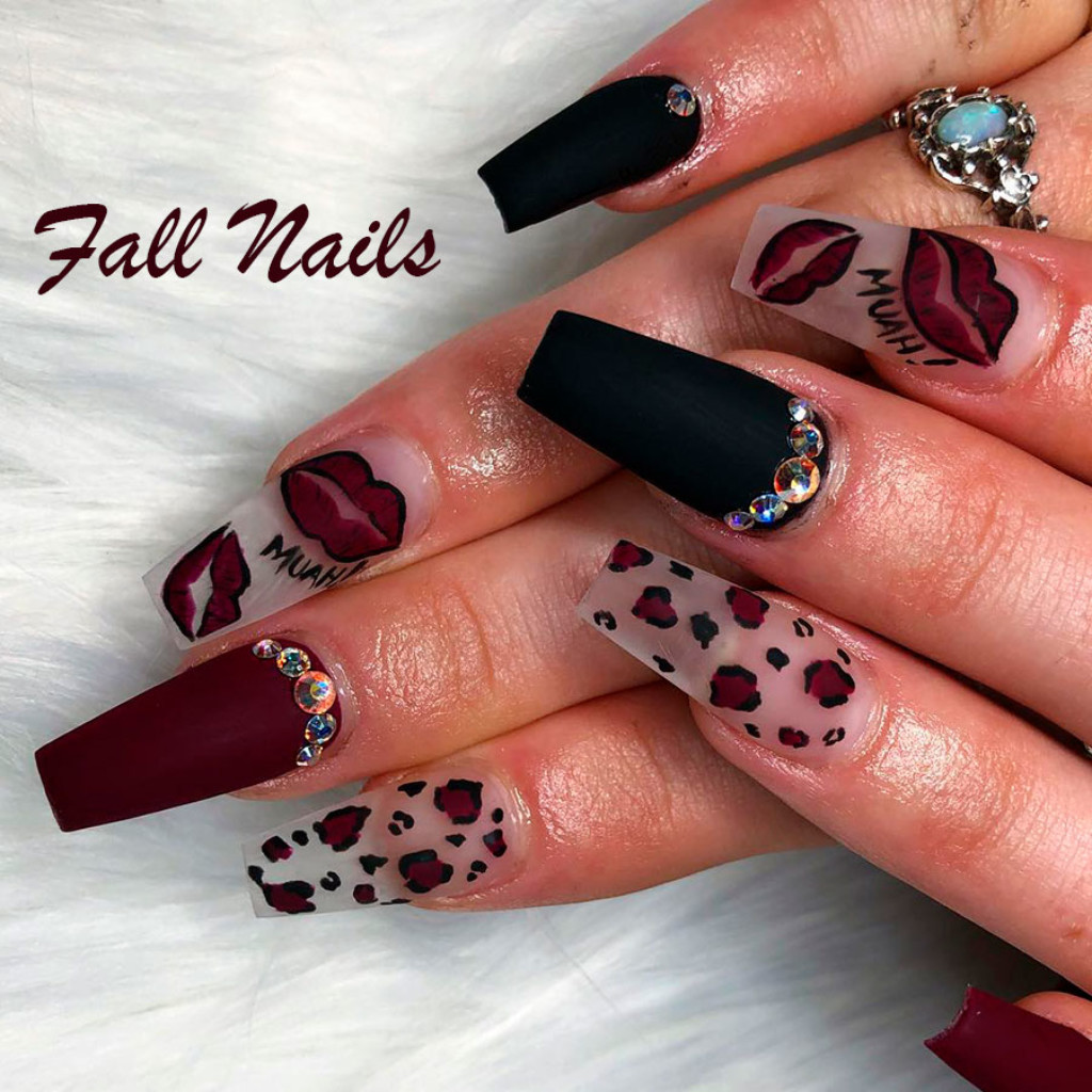 Fall Nail Trends: The Best Nail Trends For Cute Fall Manicure