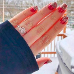 Christmas In July Color Street.The Cutest And Festive Christmas Nail Designs For Celebration