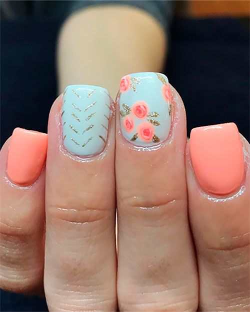 Best Spring Nail Colors 2015: Best Nails Ideas For Spring 2019