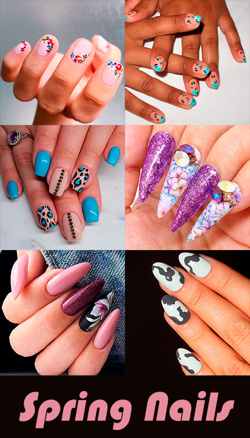Best Nails Ideas for Spring 2019