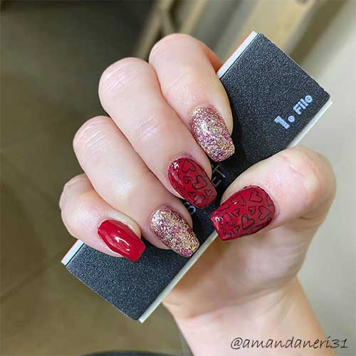 Halloween Color Street 2020 Combos Color Street Valentine's Day Nails 2020   Stylish Belles