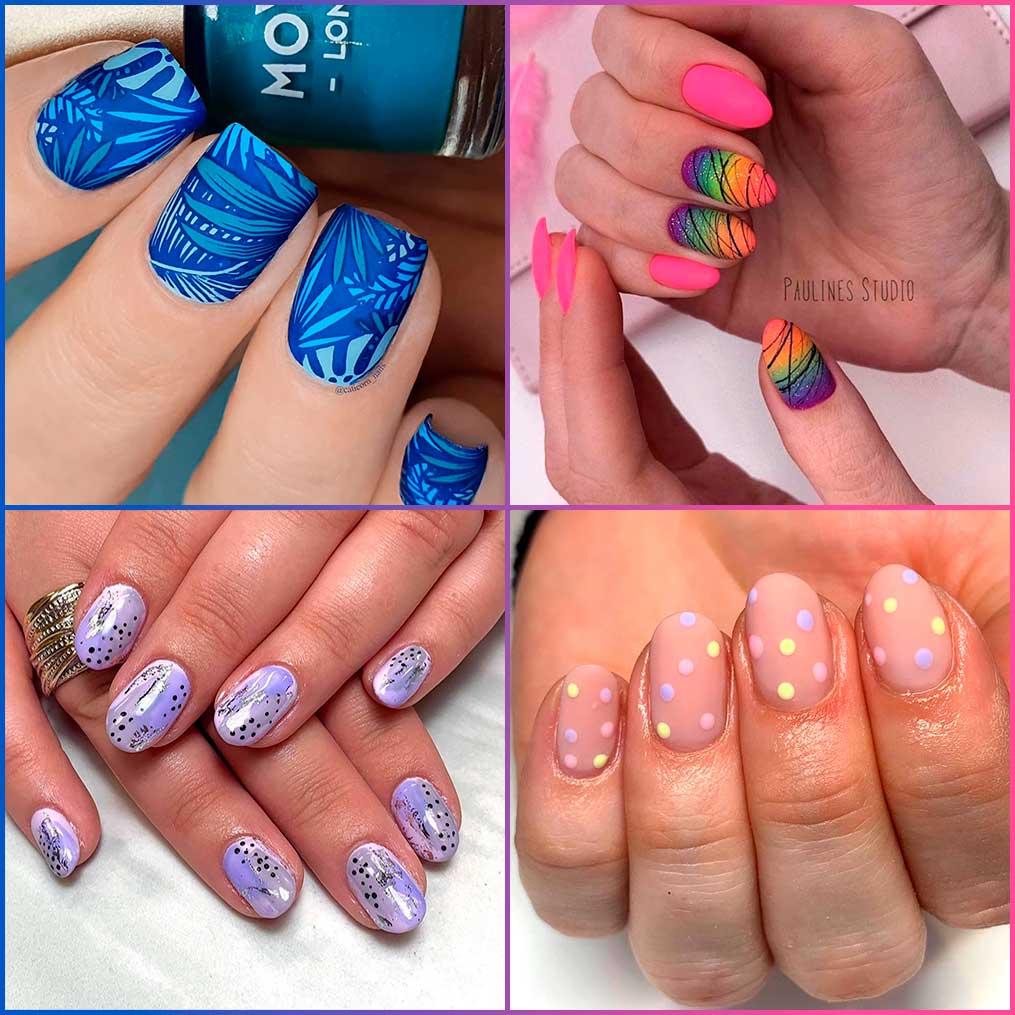 Stunning Trendy Spring Nails 2020 Stylish Belles