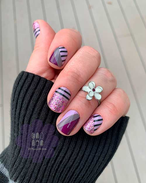 Halloween Color Street 2020 Combos Cute Color Street Nail Combo Ideas | Stylish Belles